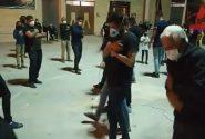 عزاداری شب تاسوعا ۱۳۹۹ جزیره قشم