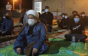 بازدید امام جمعه قشم از هیئات مذهبی طولا و درگهان